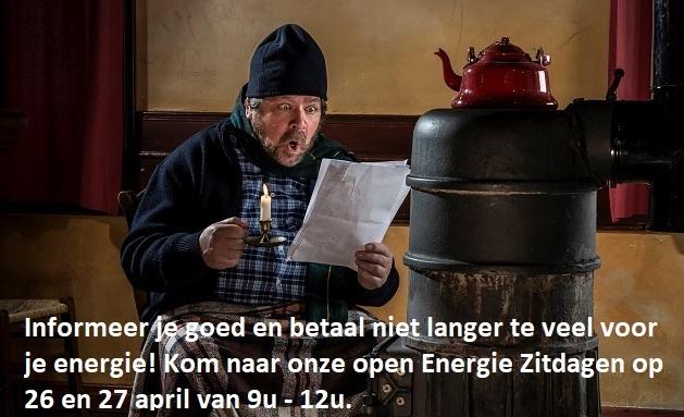 open Energie Zitdagen op 26 en 27 april