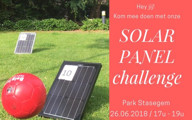SOLAR PANEL challenge