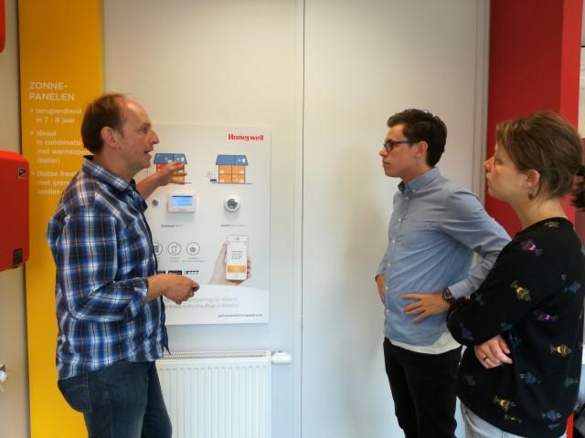 klantenbezoek energielab
