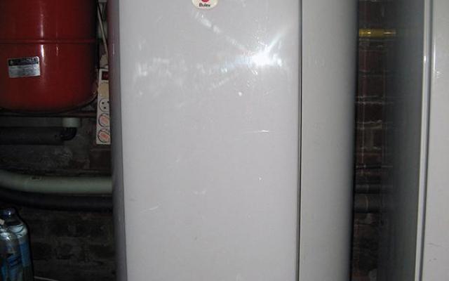 Deerlijk - zonneboiler Bulex Helioset 150L